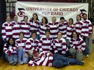 University of Chicago Band - The University of Chicago Band