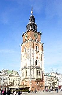 WieżaRatuszowa-POL, Kraków.jpg