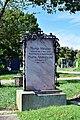 Wiener Zentralfriedhof - Gruppe 04 - Ehrengrab von Maria Andergast.jpg