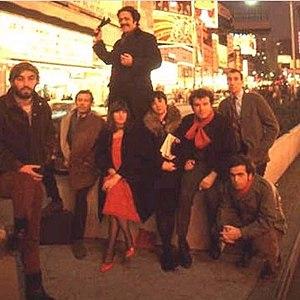 Joe Cino - Lanford Wilson, Jean-Claude van Itallie, H.M. Koutoukas, Rosalyn Drexler, Irene Fornes, Leonard Melfi, Tom Eyen, Paul Foster, 1966