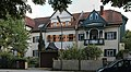 Wiki loves Monuments 2013 - Obermenzing - Panorama2 Marsopstraße 6a-c (4 Bilder).jpg