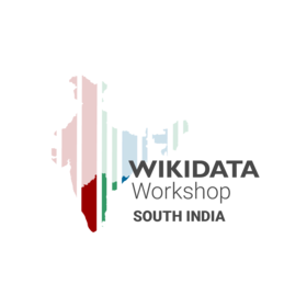 Wikidata Workshop South India Logo.png