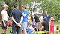 WikimaniaTakesManhattanWiknic-Wikimania2012-Rehman (22).JPG