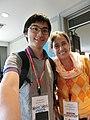Wikimania 2017 by Deryck day 2 - 02 Sabria.jpg