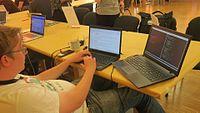 Wikimedia Hackathon 2017 IMG 4267 (33946932873).jpg