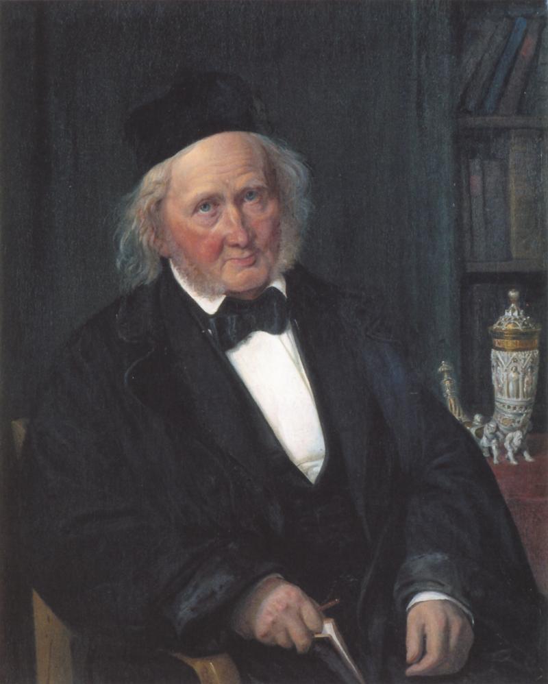Wilhelm Marstrand - Portræt af B.S. Ingemann - 1860.png
