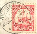 Wilhelmstal stamp 1907.jpg