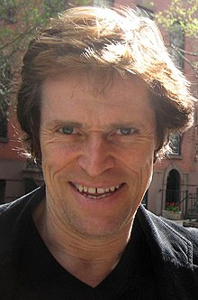 O actor estatounitense Willem Dafoe, en una imachen de 2006.