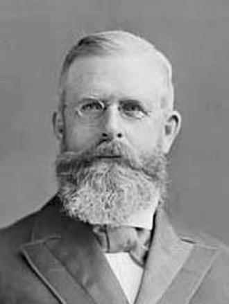 William Mulock - William Mulock, age 53 (1896)