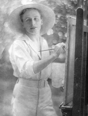 William Bruce Ellis Ranken -  Ranken photographed by Baron Adolph de Meyer, c1907.