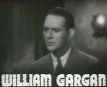William Gargan a Black Fury (1935)