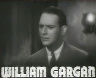 William Gargan American actor (1905-1979)