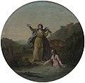 William Hamilton (1751-1801) - Ceres and Arethusa (after Hubert François Bourguignon Gravelot) - 108798 - National Trust.jpg
