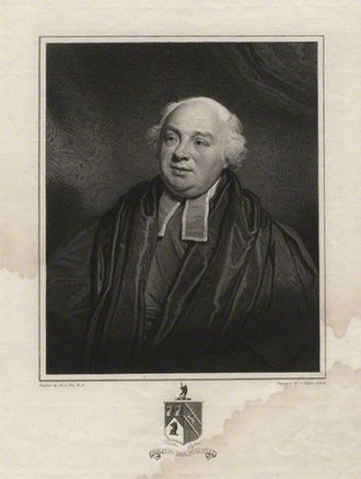 William Tooke - William Tooke, 1820 engraving by Joseph Collyer after Martin Archer Shee.