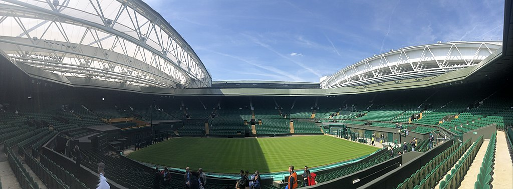 Wimbledon Centre Court (May 15, 2019)