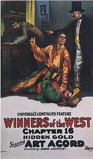 <i>Winners of the West</i> (1921 serial) 1921 film