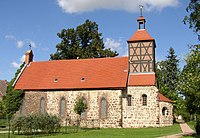 Wittenberg Seegrehna church