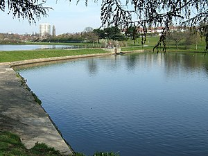 Kingstanding - Image: Witton Lakes Lower (448543147)