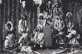 Wolf dancers at the first Raindeer Fair 1915, Kauwerak, Alaska.jpg