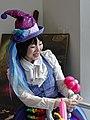 Woman Making Sword Balloons for Kids - Mount Moiwayama - Sapporo - Hokkaido - Japan (47977608077).jpg
