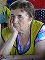 Woman Vendor in Central Market - Poltava - Ukraine - 01 (43882956762).jpg