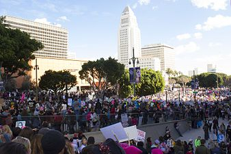 Women%27s March Los Angeles, Januat 21, 2017.jpg