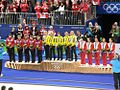 Women's curling olympic medalists Vancouver 2010 P2260164.jpg