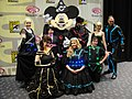 WonderCon 2011 Masquerade - Main Grid Electrical Parade (Disney characters Tron-ified) (5594665906).jpg