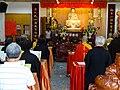 Worshippers at Temple - Tamsui - Taipei - Taiwan (40913287603).jpg