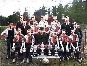 Wrexham Victoria F.C. - Wrexham Victoria 1901-1902