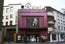 Rex theater wikipedia for Hotel wuppertal elberfeld