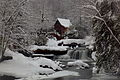 Wv-gristmill-waterfall-creek-winter-snow-pub - West Virginia - ForestWander.jpg