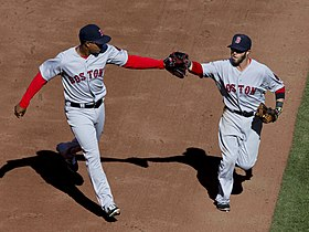 Image illustrative de l'article Saison 2015 des Red Sox de Boston