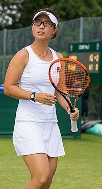 Xu Yifan 6, 2015 Wimbledon Qualifying - Diliff.jpg