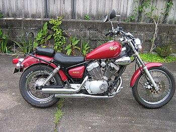 Yamaha Xv250 Wikipedia