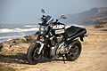 Yamaha MT-01 - 2006 model - front Left.jpg