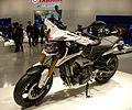 Yamaha MT-09 STREET RALLY at Tokyo Motor Show 2013-2.jpg