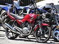 Yamaha YBR 125 (12422685575).jpg