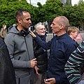 Yanis Varoufakis in Düsseldorf (Democracy in Europe Movement 2025 - DiEM 25), Grabbeplatz, 11. Mai 2019 01.jpg
