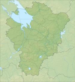 Чернавка приток реки ильд