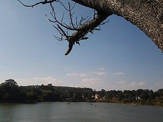 Yelagiri - Image: Yelagiri Lake 56