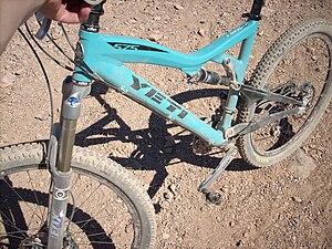 Yeti Cycles - Yeti 575