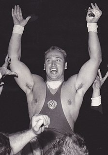 Yury Vlasov Soviet and Russian weightlifter