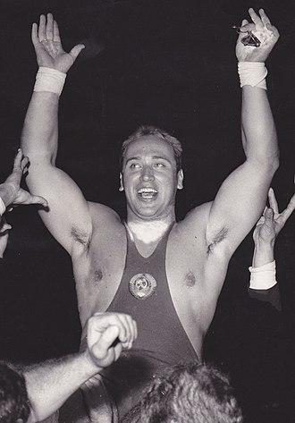 Yury Vlasov - Yury Vlasov at the 1960 Olympics