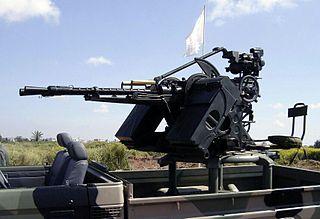 ZPU Type of Soviet anti-aircraft gun
