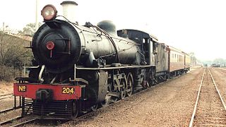 History of rail transport in Zambia
