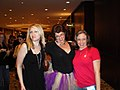 Zandria Marcuson, Suebob Davis and Liz Rizzo (4876503675).jpg
