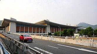 Quanzhou - Quanzhou Railway Station