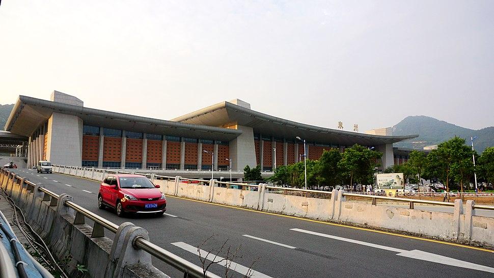 Zayton railway station west side