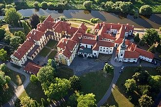 Zbraslav Monastery - The buildings of the former Zbraslav abbey